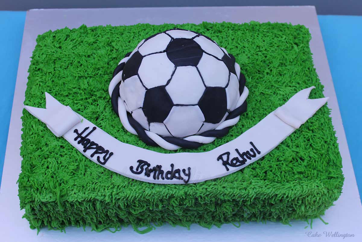 Sports Birthday Cakes For Kids Boys And Girls From Cake Wellington