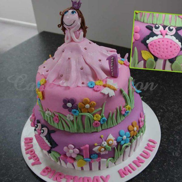 Girls Birthday Cakes 6 Cake Wellington