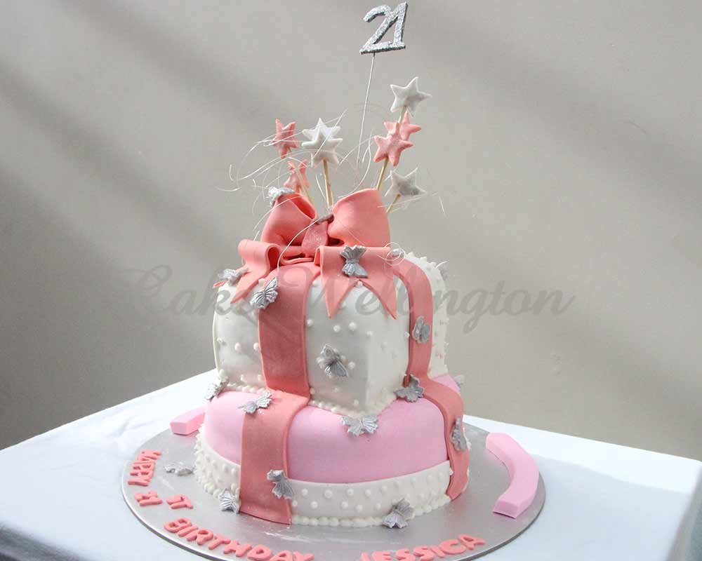 21st Birthday Cakes And Ideas Decoration From Cake Wellington
