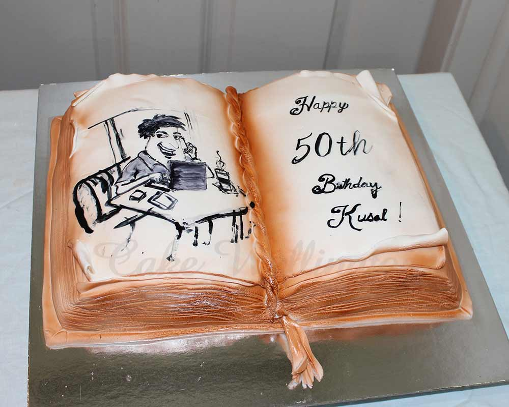50th Birthday Cake For Men Women Design Ideas From Wellington