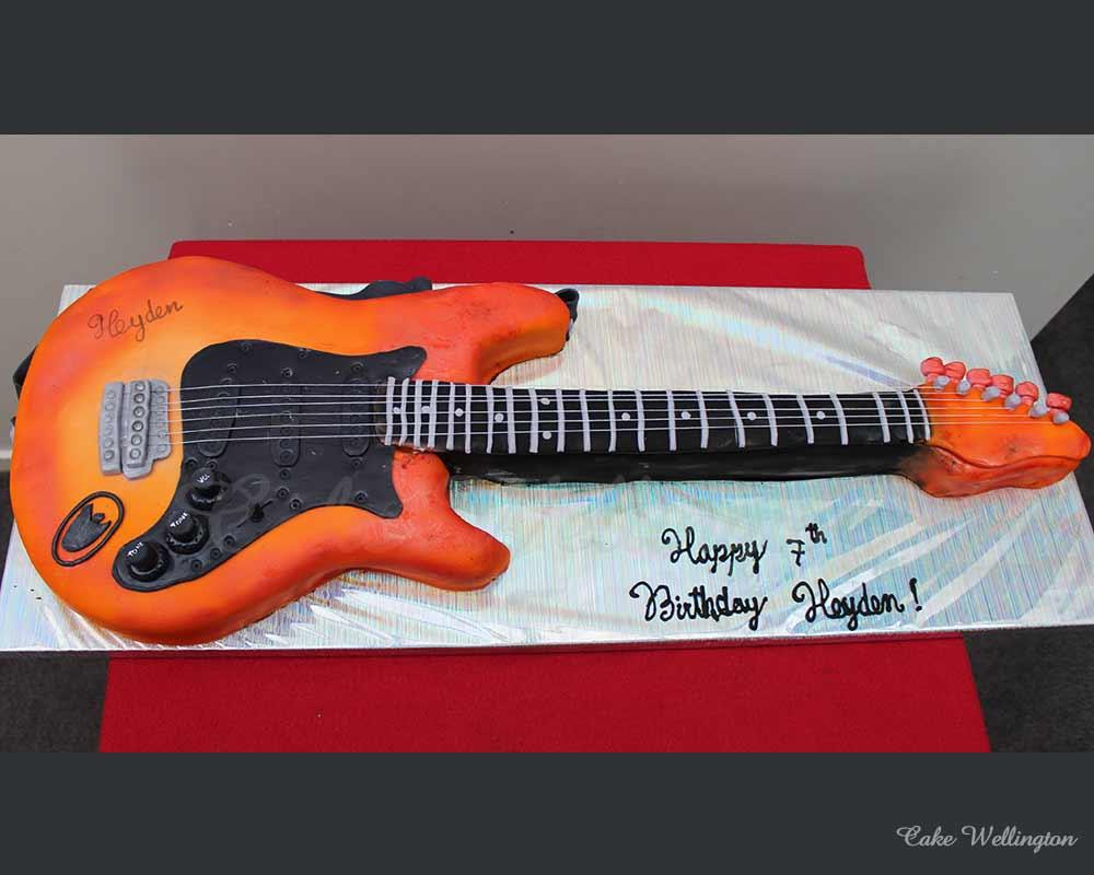 Boys Birthday Cake 32 Cake Wellington