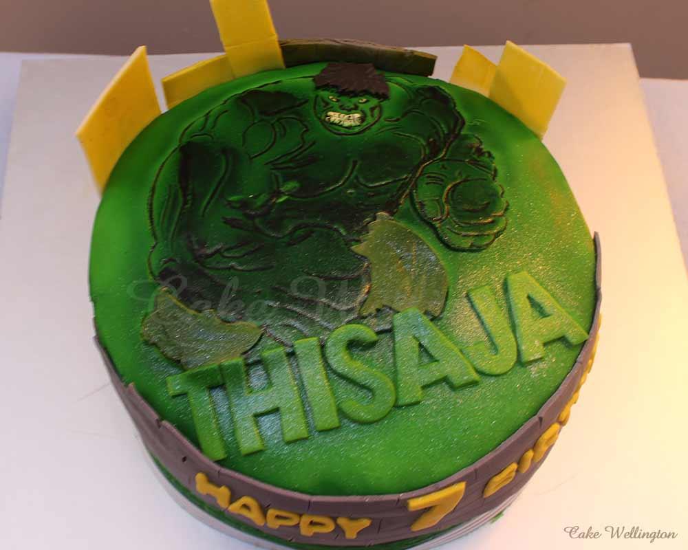 Boys Birthday Cake 38 Cake Wellington