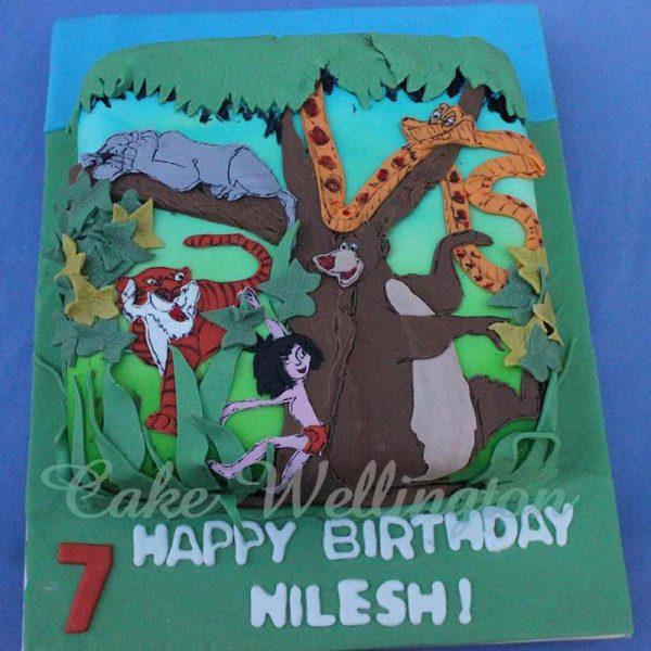 Jungle-Book-Birthday-Cake