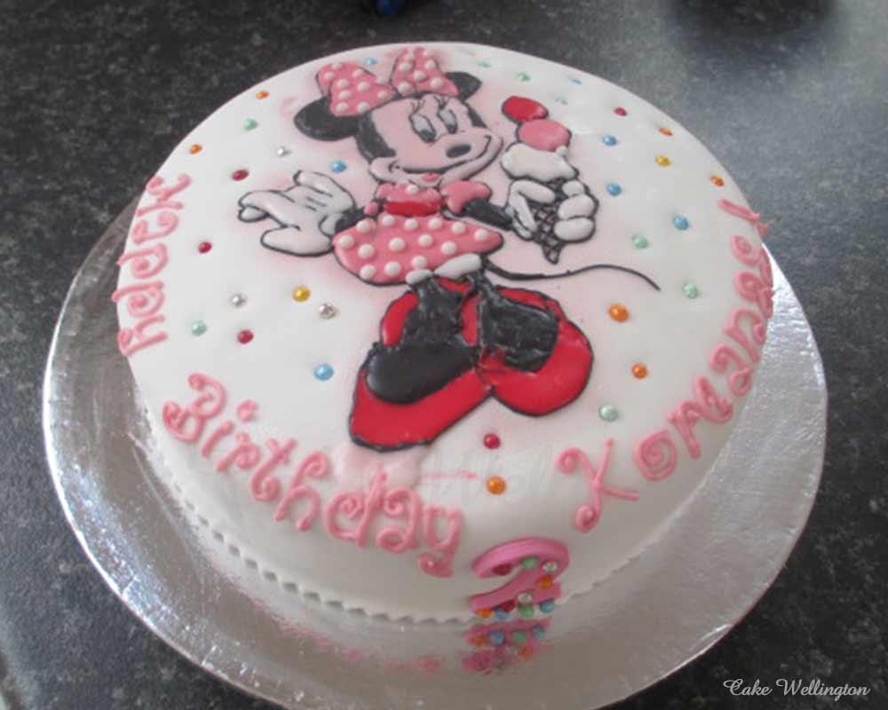 Girls Birthday Cakes 32 Cake Wellington