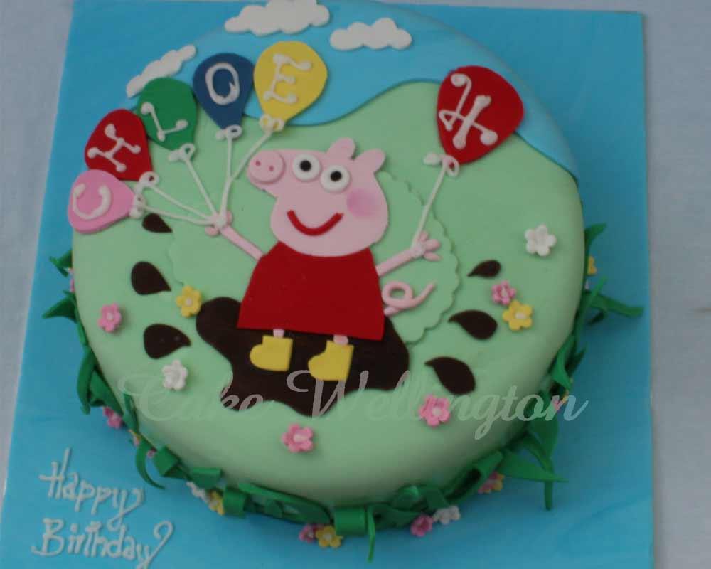 Girls Birthday Cakes 39 Cake Wellington