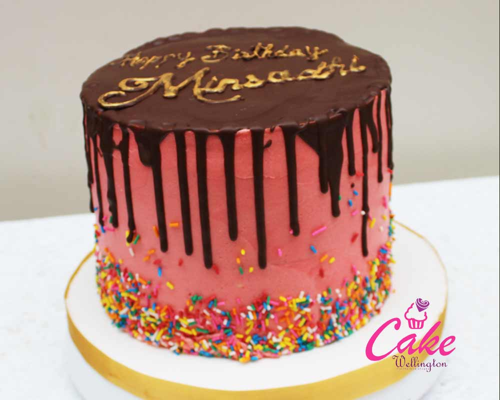 Teen Birthday Cake 1