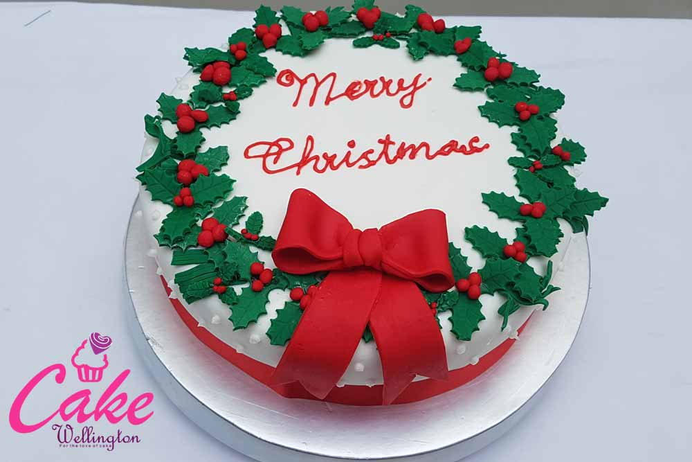 Christmas Cake Gifts Online