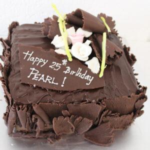 Chocolate Cake from Cake Wellington
