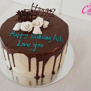 Cake Wellington Chocolate cake