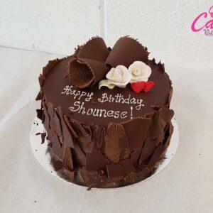 Chocolate cakes for Birthday