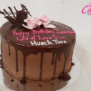 Chocolate Cakes Wellington