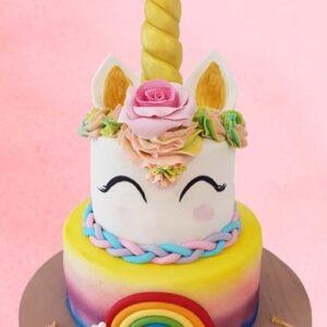 1st Birthday cake wellington