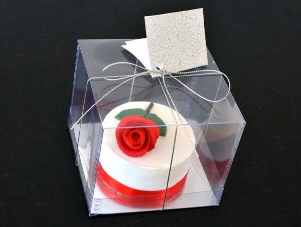 Valentine Cake Red Ross