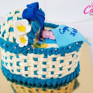 Cake Wellington Baby Shower Cake
